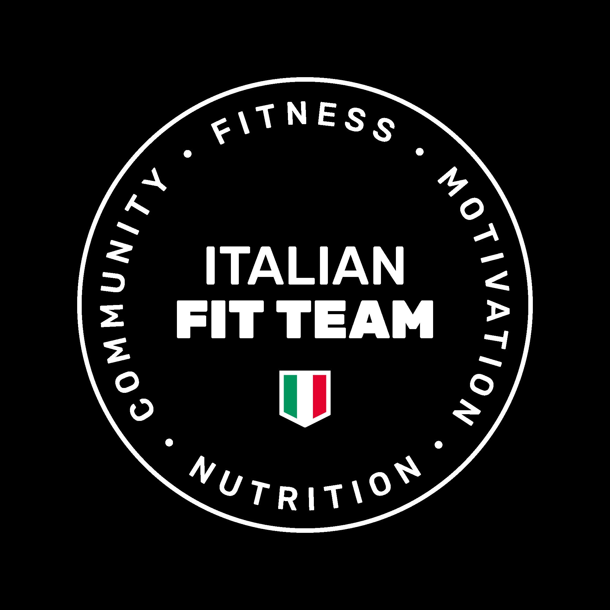 logo esteso Italian Fit Team